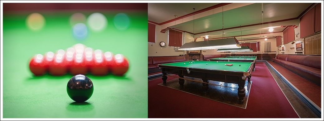 Avenue Club, Skegness, Billiards Room