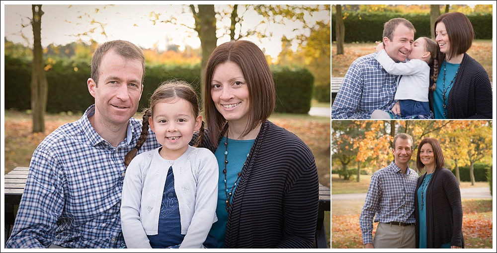 Location family photographs
