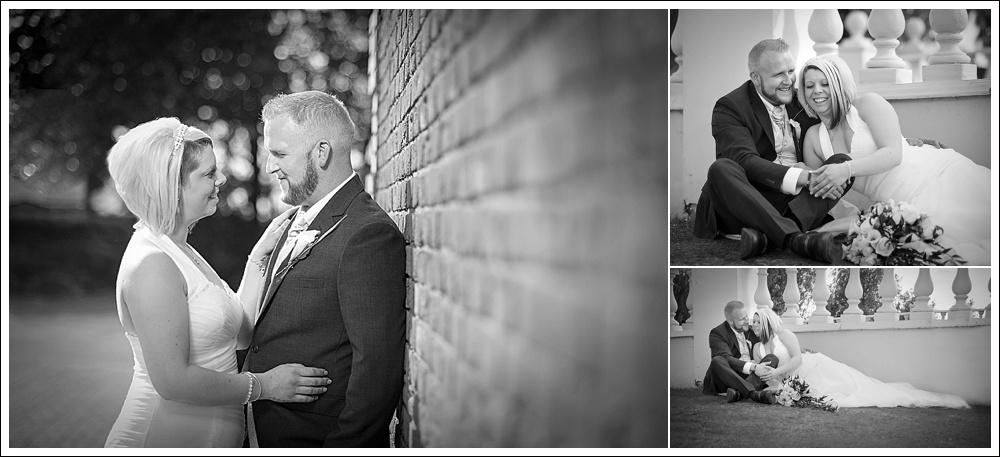 Southview Park Hotel, Skegness, wedding, bride and groom