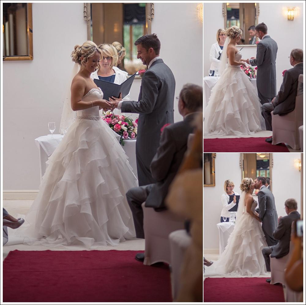 Normanton Park Hotel, Rutland Water, Bride and Groom, wedding ceremony