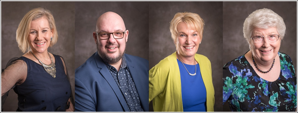 Commercial photography Business Headshots from Focus 16 Training