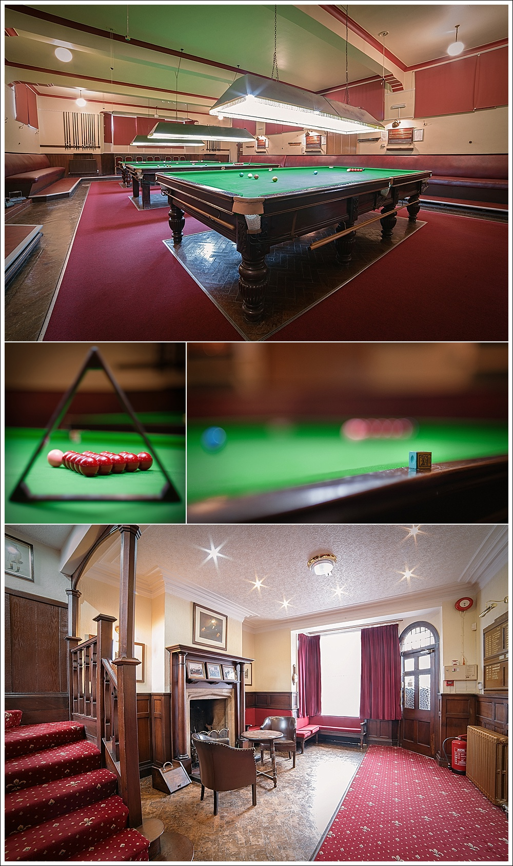 Avenue Club, Skegness, Interior shot