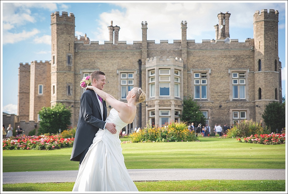 Bride and Groom, Cave Castle Hotel, Hull