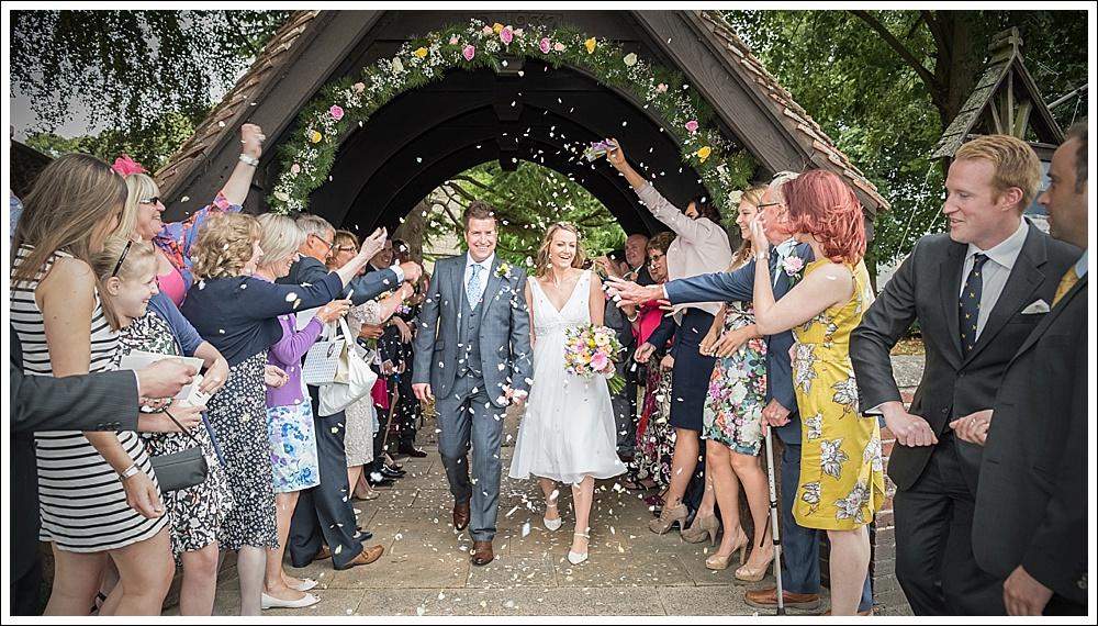 St Mary's Church Welton Lincolnshire wedding