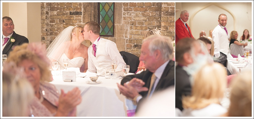 Wedding speeches, Cave Castle Hotel Hull