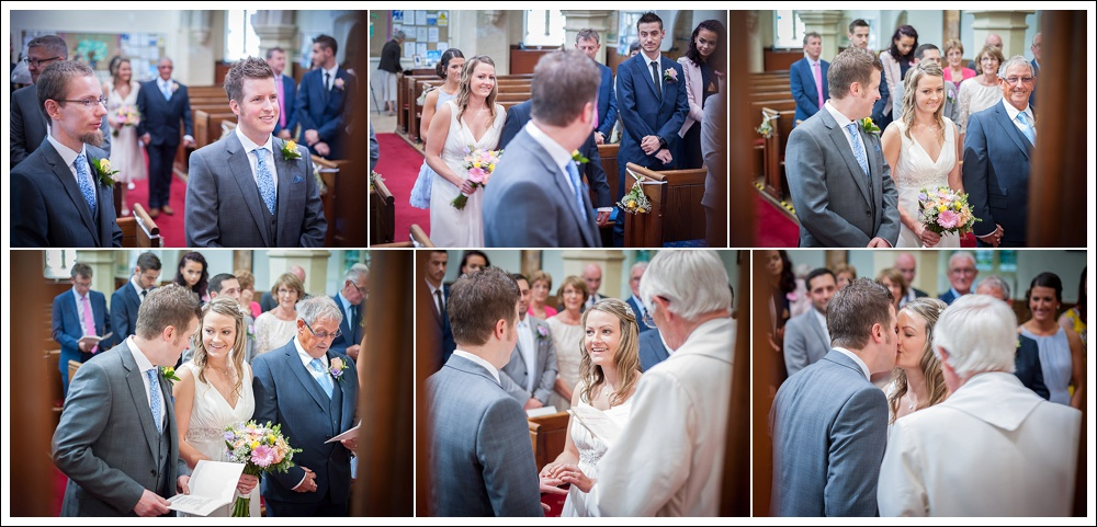 St Mary's Church, Welton, Lincolnshire, wedding