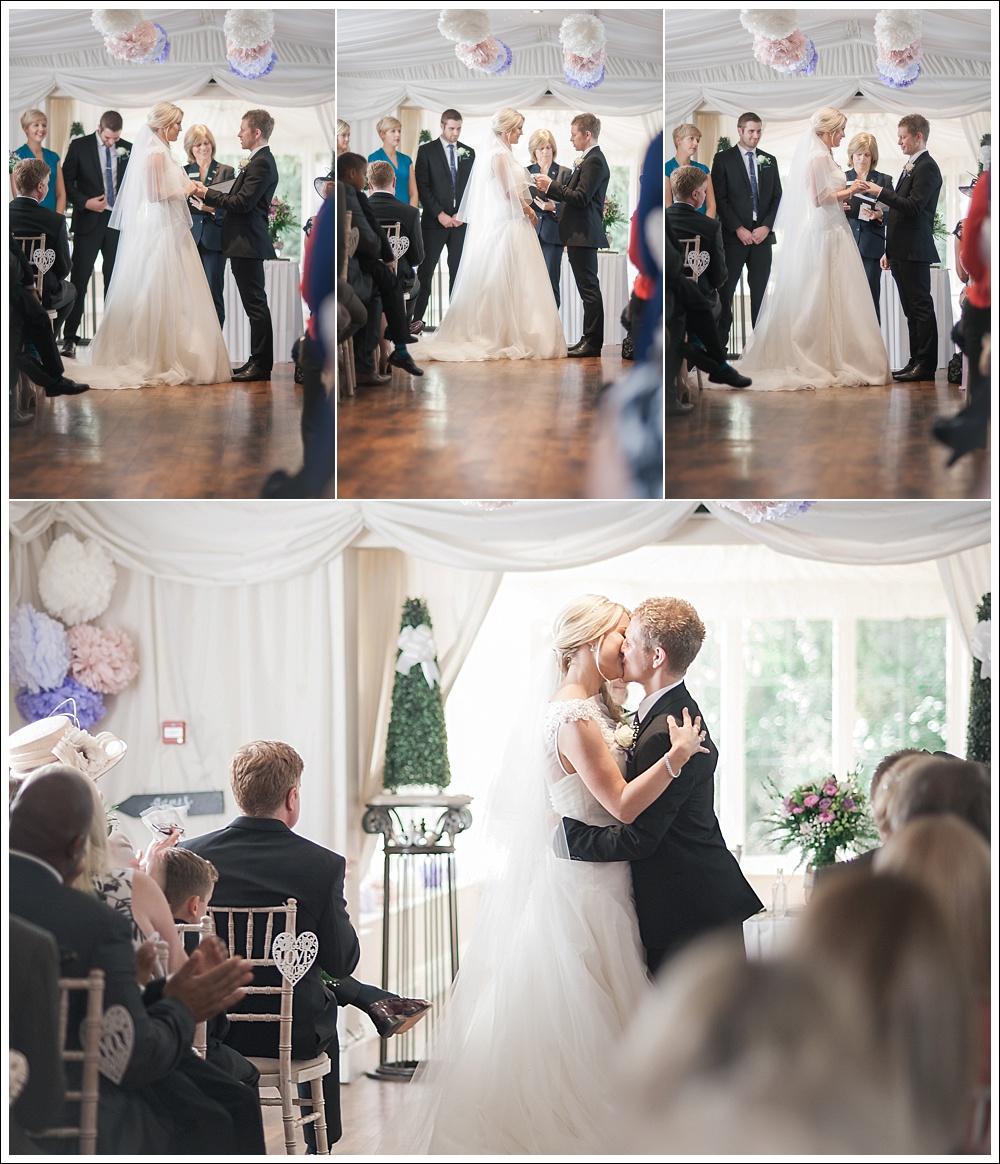 The Poachers, Boston, wedding ceremony