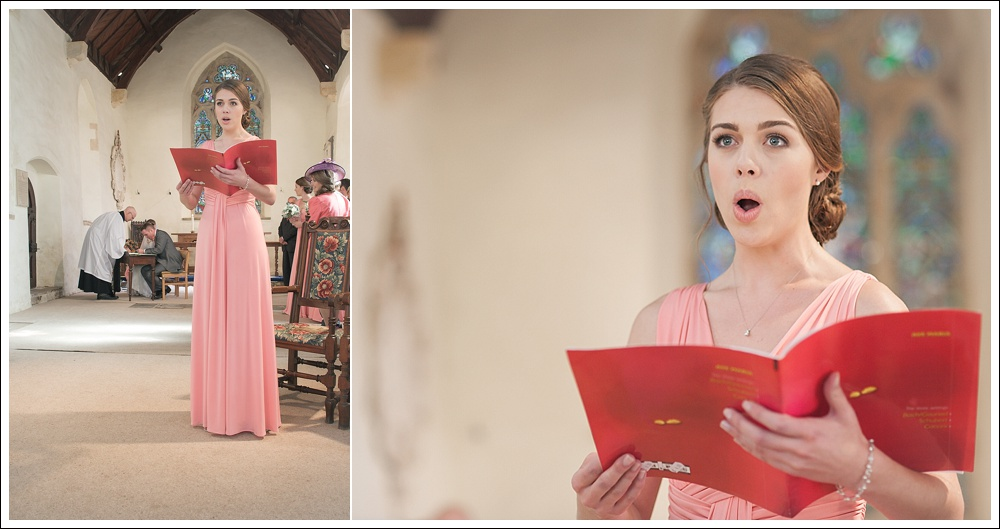 St James' Church, Hemingford Grey wedding