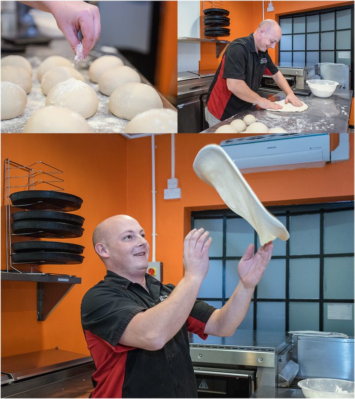 Commercial Photography, Food Photography, Little Italy Pizza Company